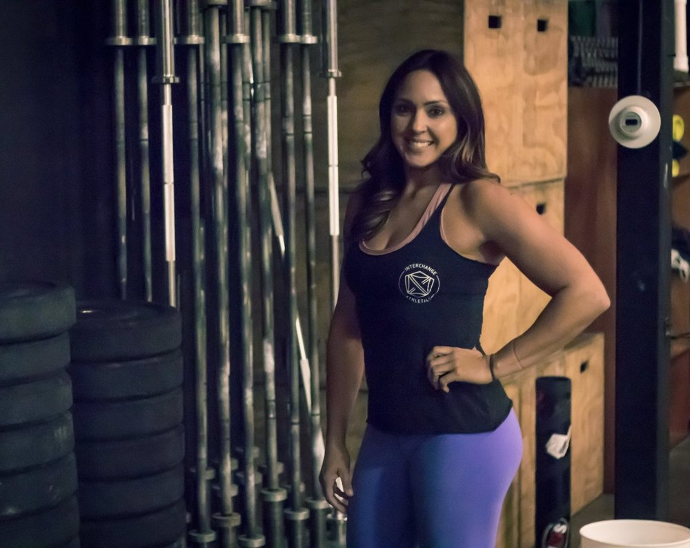 Amber Salyers - I started CrossFit when I was 32 years old and just had my 3rd son. I didn't come from an athletic background or play sports in school. I didn't even know much about CrossFit and I'm sure if I did I would have just stayed home. Everything was hard and everyone was better. My first WOD was Hellen. I remember dying on the run. Struggling on the band for pull ups and the 10# plate for the KB swings. I couldn't understand why people kept showing up. How could this be fun?! Definitely didn't love CrossFit at first. Before I knew it one day turned into weeks and weeks into months and I started to see progress. My clothes started to fit better. More than the way it made me look, I loved the way it made me feel. I felt strong for the first time and it was empowering. I was a better mom because of it. A few months later I got my level 1 and started an internship at CF Solano. I've been a full-time coach since.Crossfit Level 1 certificationK-Star Mobility CertificationGymnastics Certification5 x Regional CrossFit competitor (team)Full time CrossFit coach since 2012