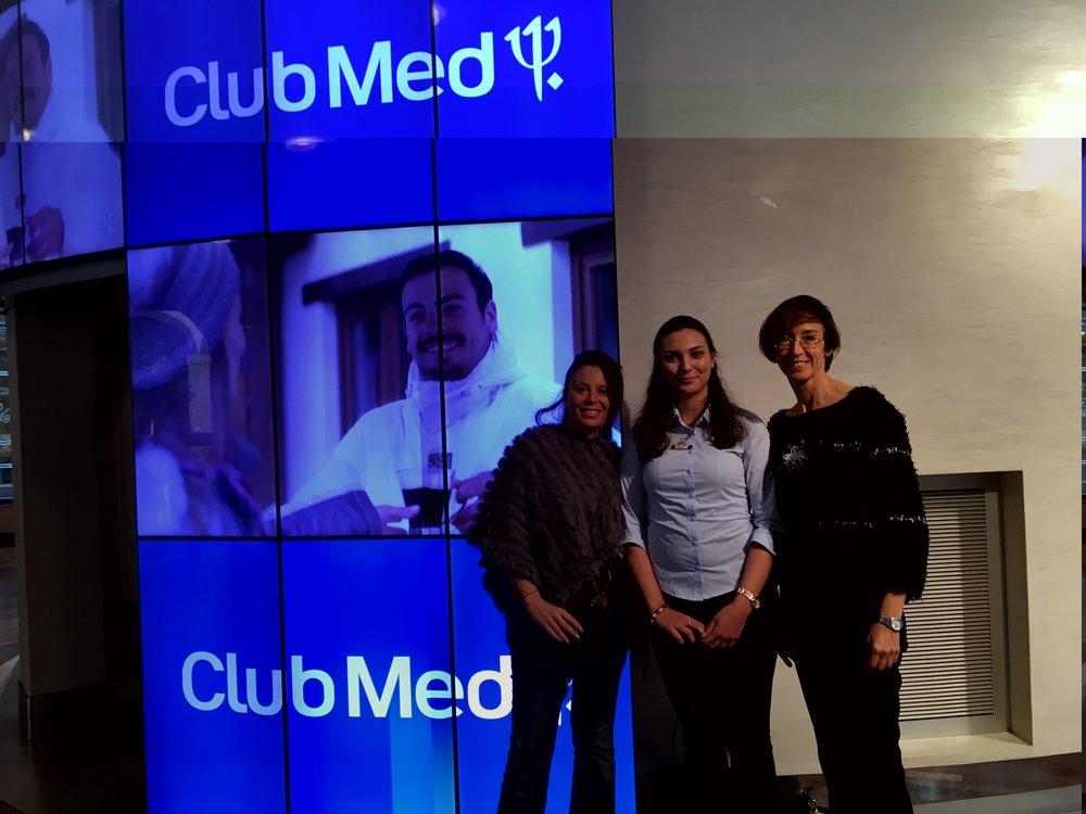 Club Med On-Site Interpreting