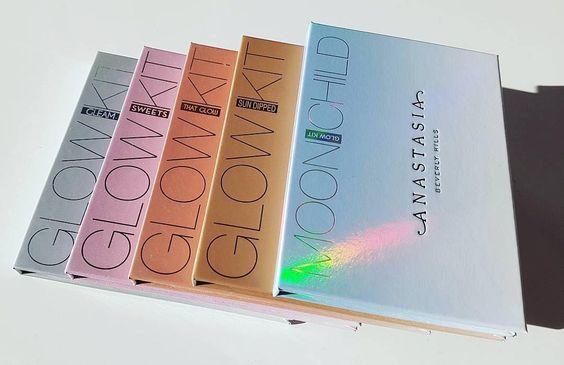 "Anastasia Beverly Hills ""Glow Kits"""