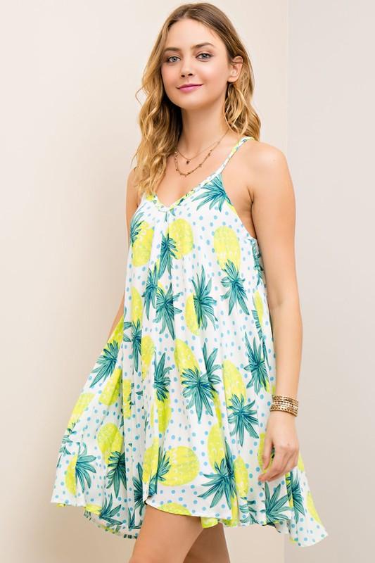 Pineapple Dress $38