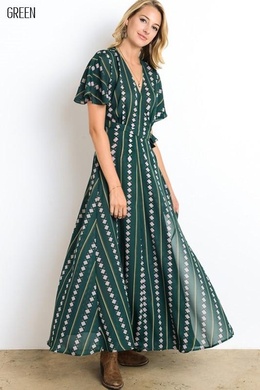 Hazel Retro Dress $42