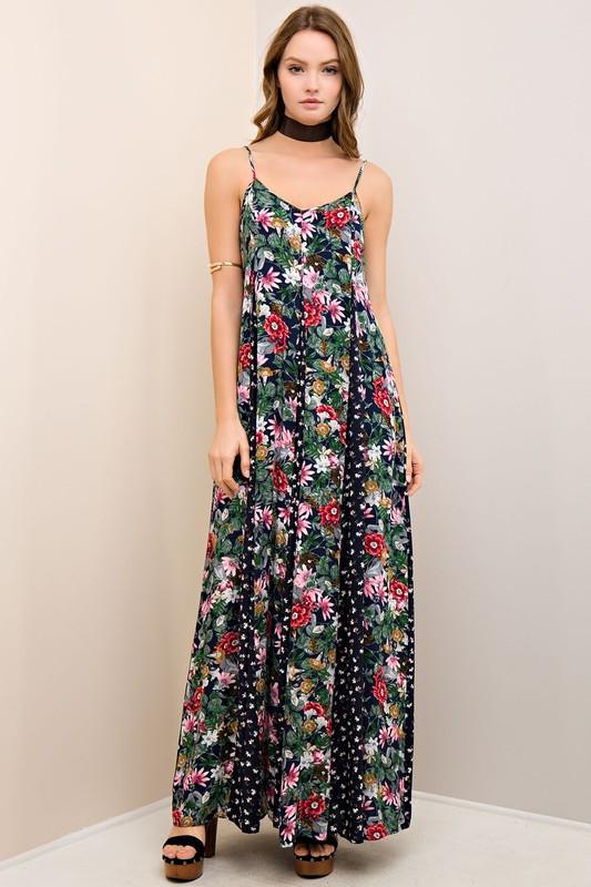 Gracie Maxi Dress $42