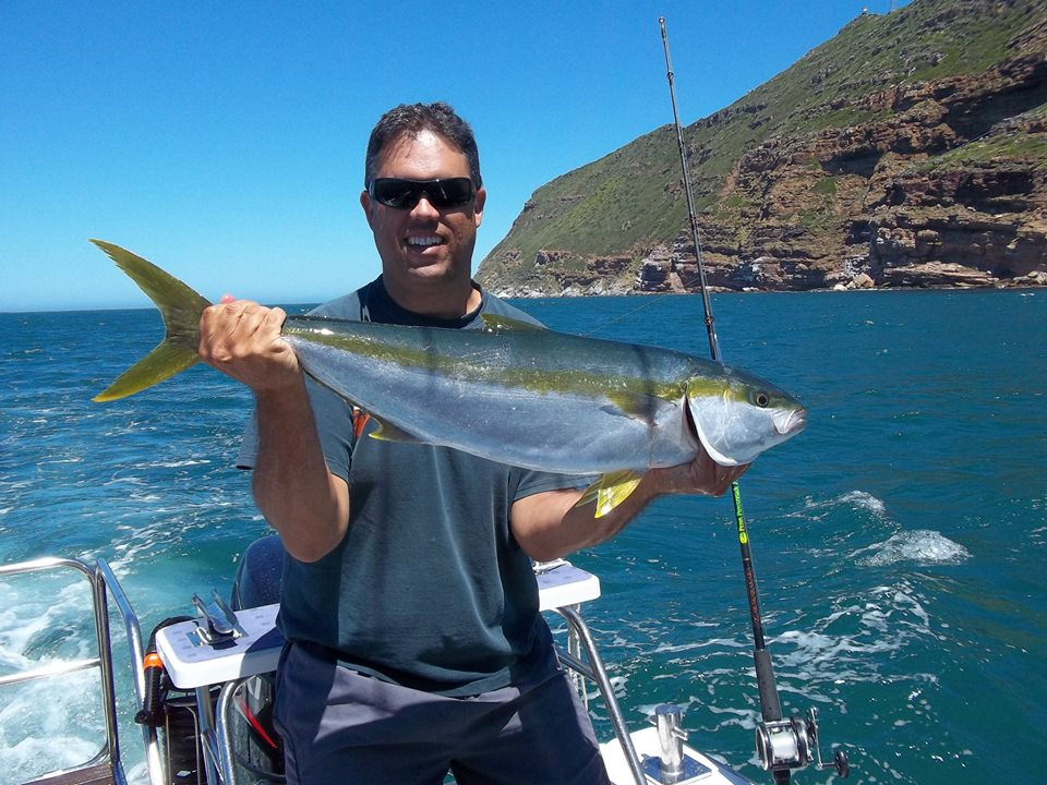 Yellowtail is currently listed as a green species by SASSI, meaning they are a sustainable fish species to target!
