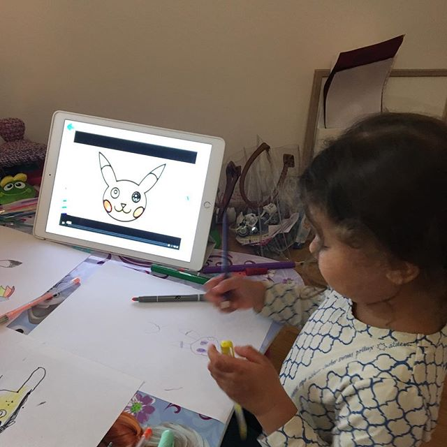 Doing a Pikachu drawing lesson! #artcrafts #howtodraw #pikachu #artkids #kids #parenting #parentingtips