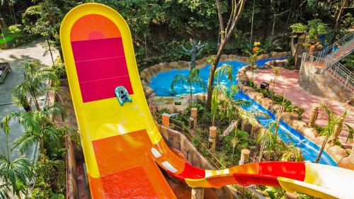 Sunway Lagoon Water Park -