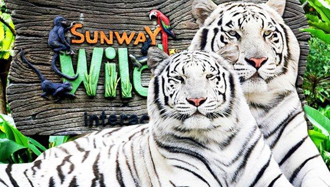Sunway Lagoon Wilidlife Park -