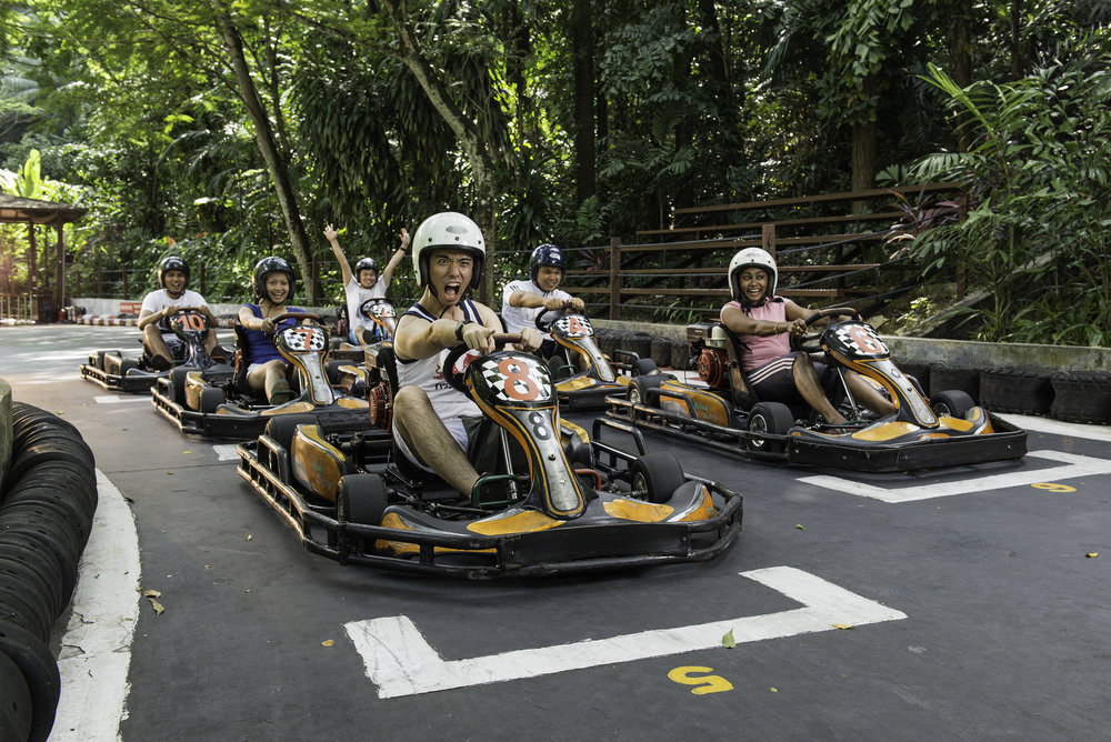 Sunway Lagoon Extreme Park -