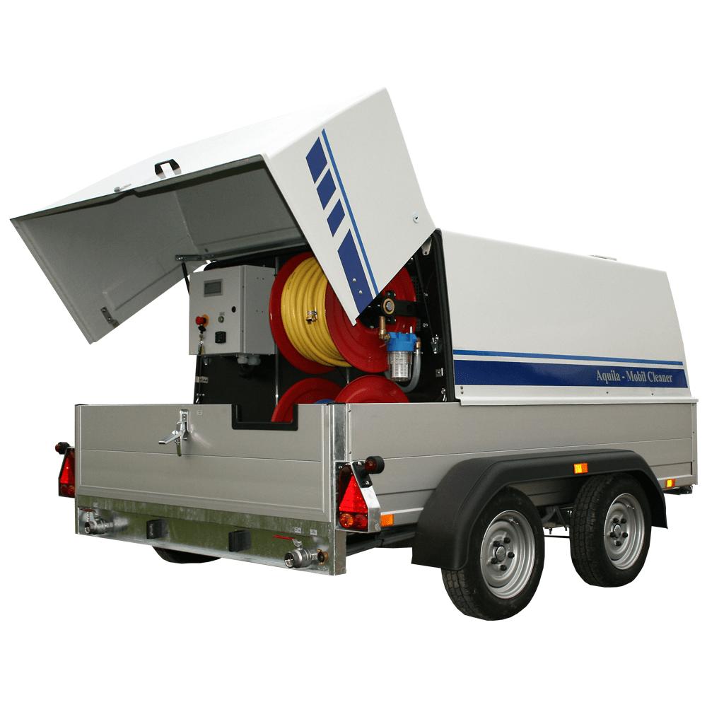 Aquila TD503 Spylevogn,