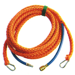 Poly lift inflation hose