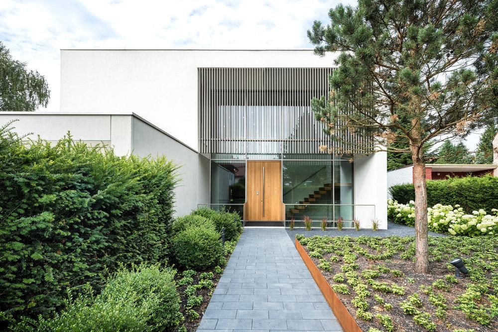 WOW!   Der Eingang bestimmt den ersten und den letzten Eindruck Ihres Hauses.