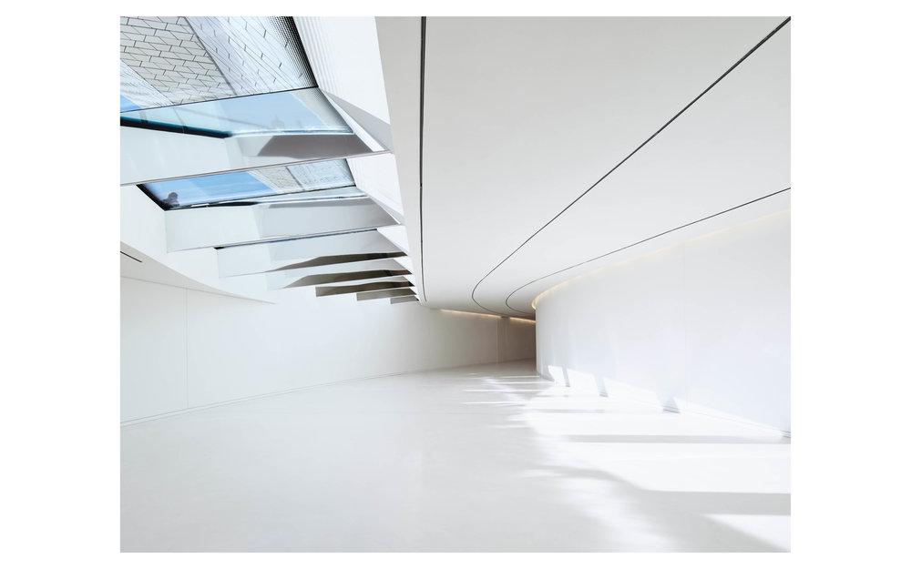 Piet Niemann Architectural Photographer Hamburg Germany Nijmegen Netherlands / Architekturfotograf Hamburg Deutschland Nimwegen Niederlande / MAAT LISBON BY AL_A Amanda Levete Architects London
