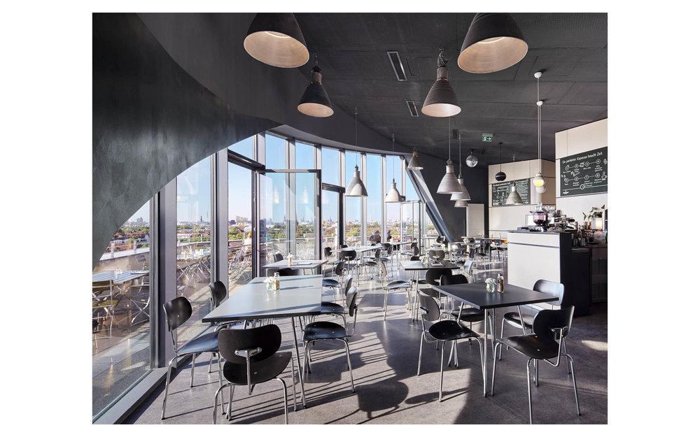 Piet Niemann Architectural Photographer Hamburg Germany Nijmegen Netherlands / Architekturfotograf Hamburg Deutschland Nimwegen Niederlande / ENERGIEBUNKER WILHELMSBURG BY HHS ARCHITEKTEN