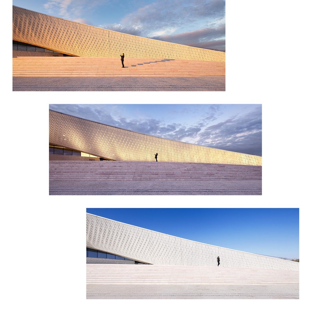 Piet Niemann Architectural Photographer based in Hamburg, Germany / available worldwide / Architekturfotograf / Architekturfotografie / MAAT LISBON BY AL_A Amanda Levete Architects London