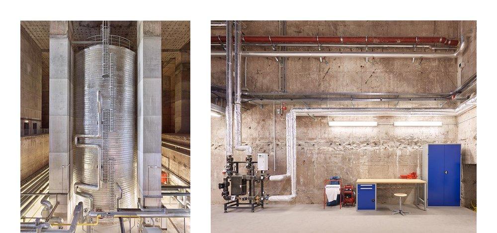 Piet Niemann Architectural Photographer Hamburg Germany / Architekturfotograf Hamburg Deutschland / ENERGIEBUNKER WILHELMSBURG BY HHS ARCHITEKTEN
