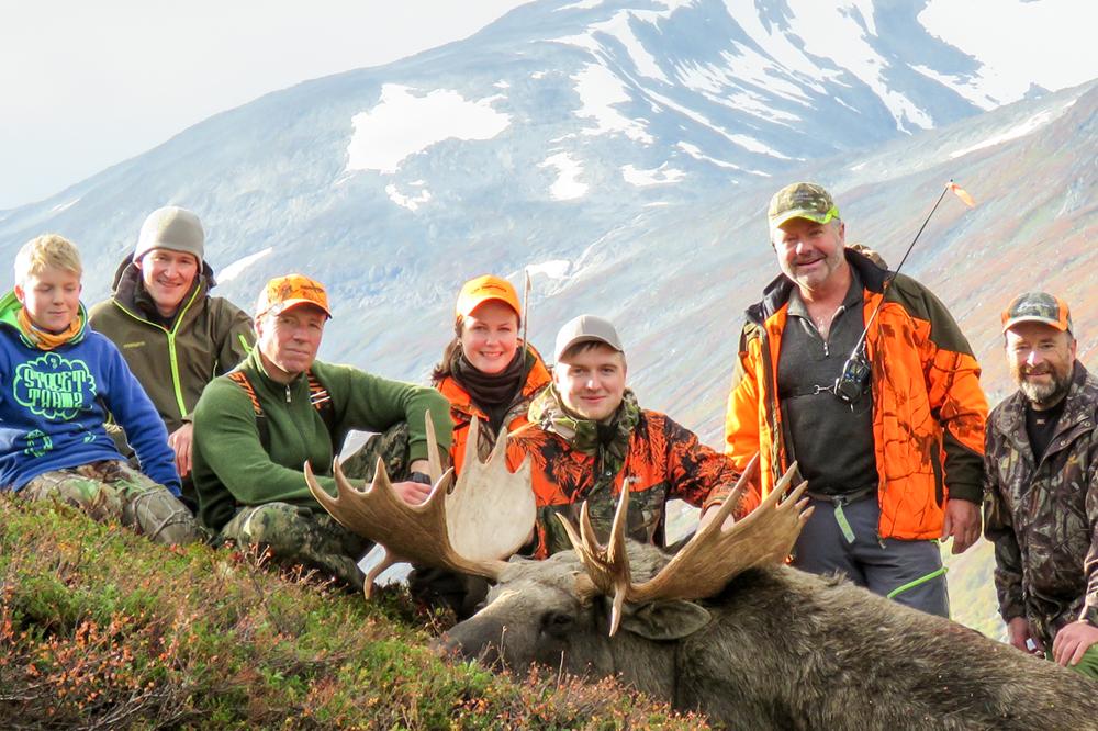 Elg- og hjortejakt - Skjåk – paradis for storviltjakt