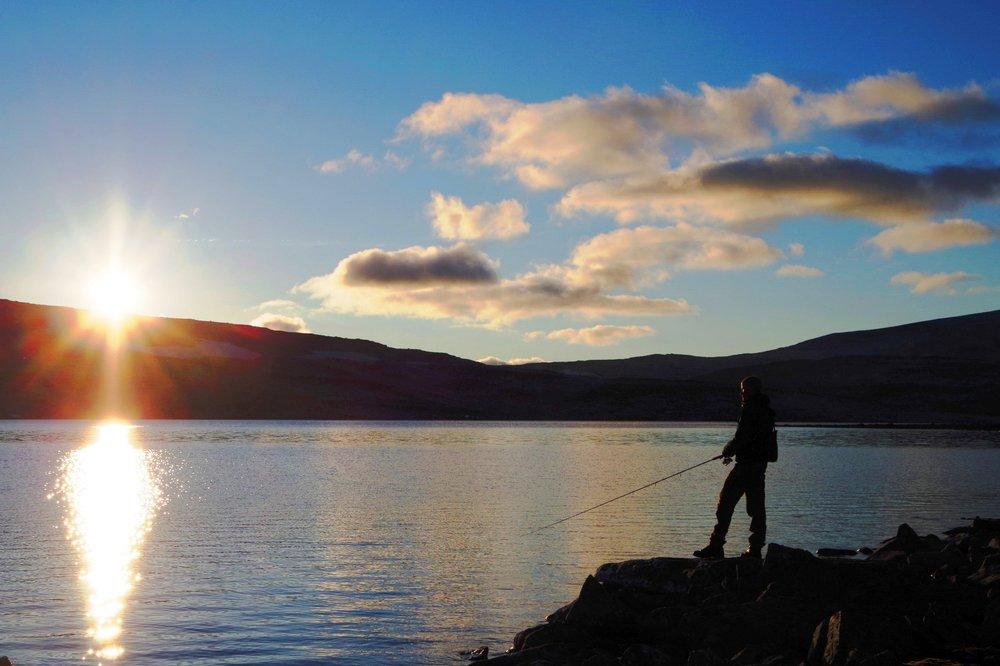 Fiskeregler - Meir informasjon om fiskeregler og fiskekort.
