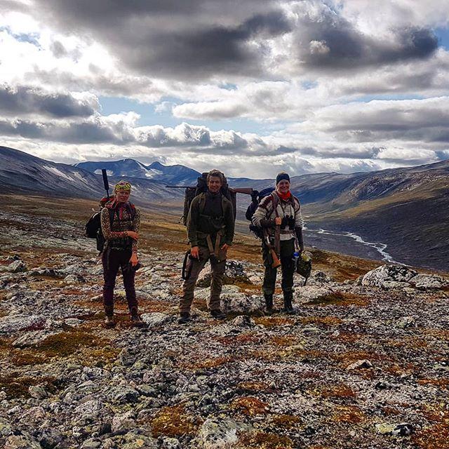 #skjakalmenning #tundradalen #opplæringsjakt #breheimennasjonalpark