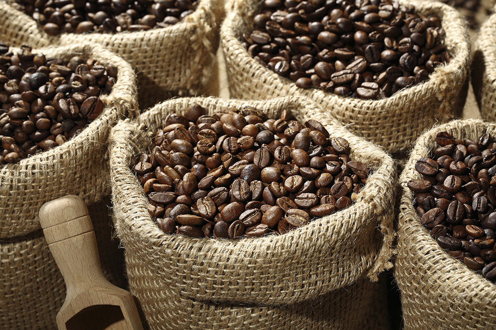 Java Sumatra Coffee Beans