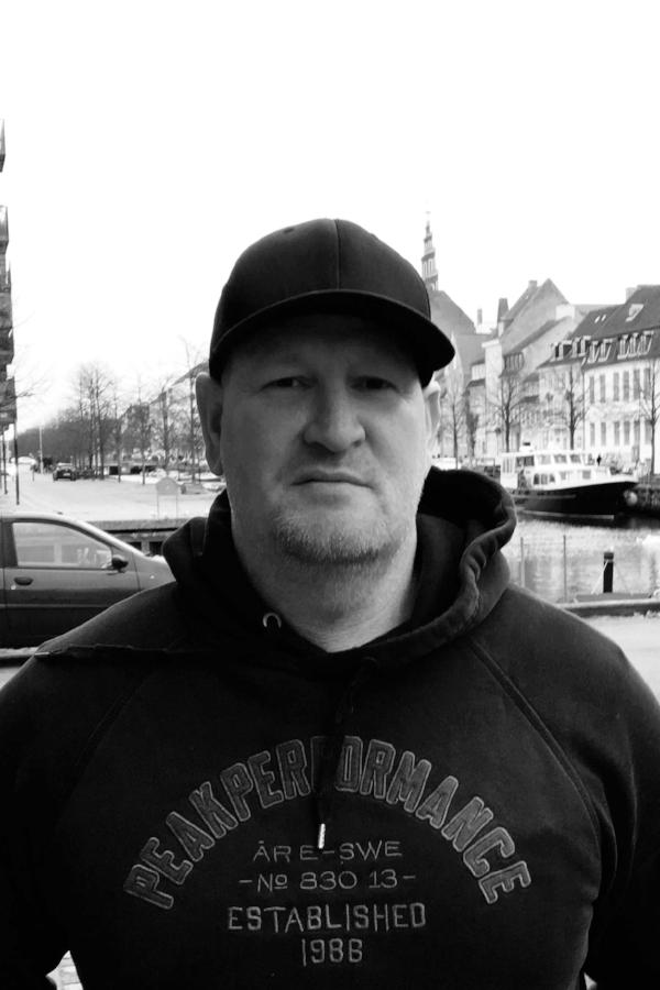UffePædagog /Støttekontaktperson - E-mail:uffe@paedagogkompagniet.dktlf.: 42 68 05 98