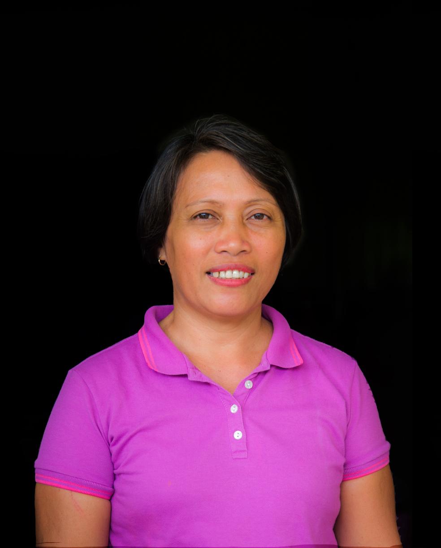 Amelinda Dondon - Community Facilitator