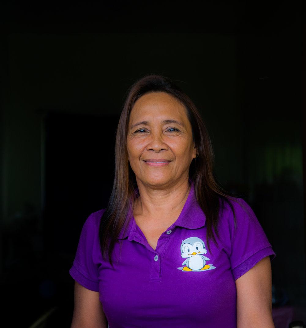 Rosamie Cabe - Community Facilitator