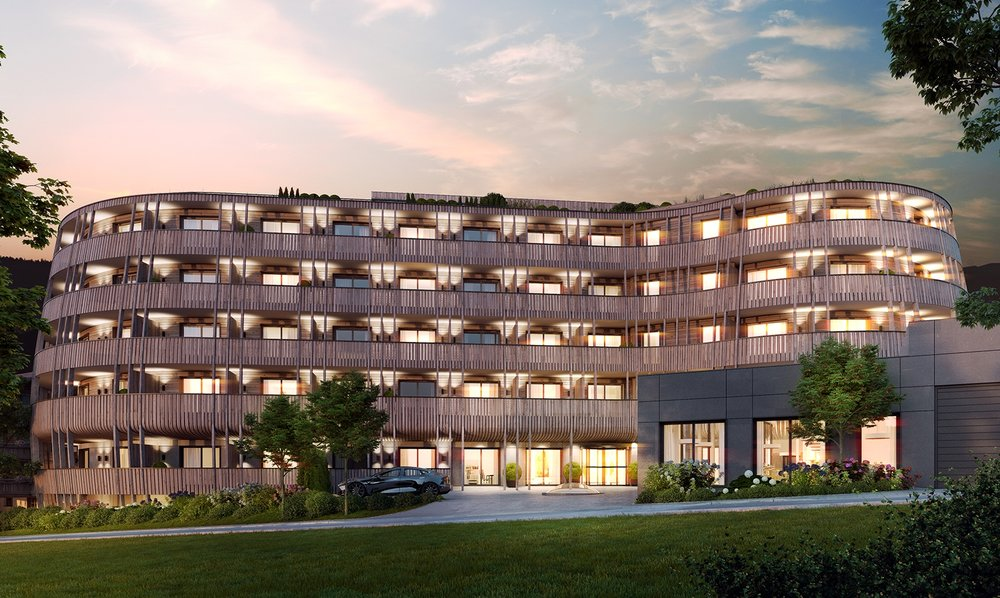Quartier Tegernsee - exclusive Apartments to buy in Tegernsee