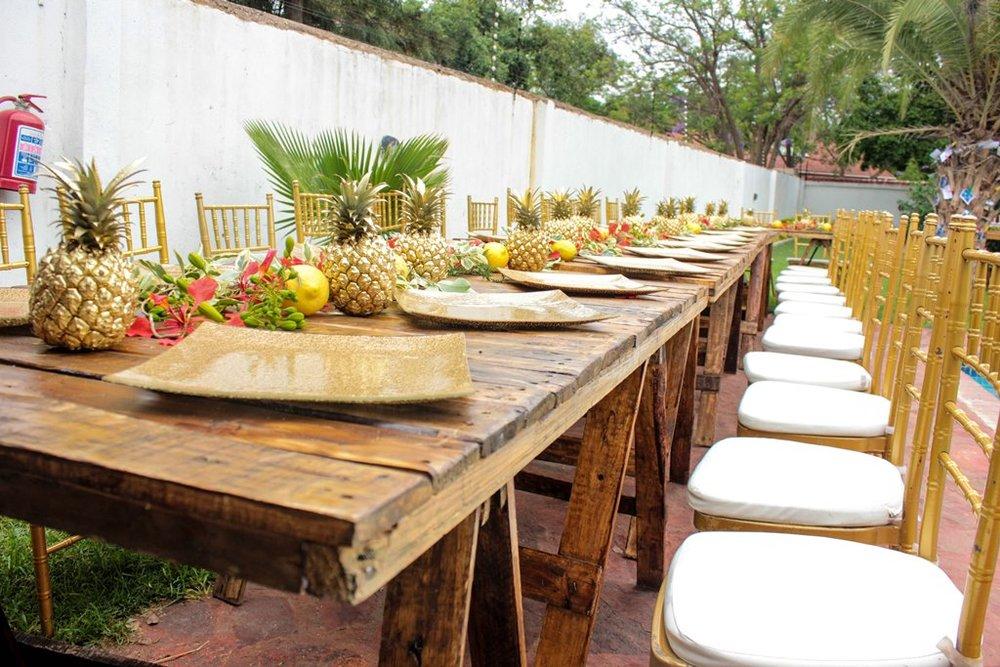Bienvido A Cuba Cuban Themed Bridal Shower Thembi Ndzinge