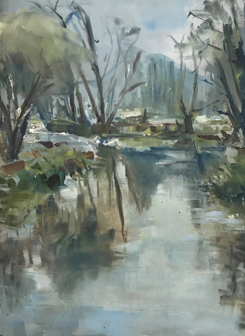 River way spring