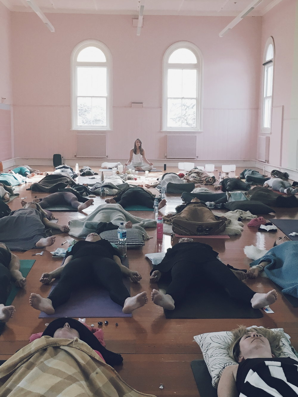 The Light Collective Yoga