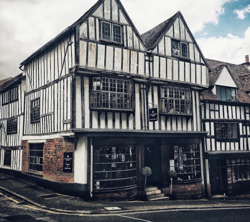 The beautiful Bishops Stortford shop. Image by  Adam Betterby