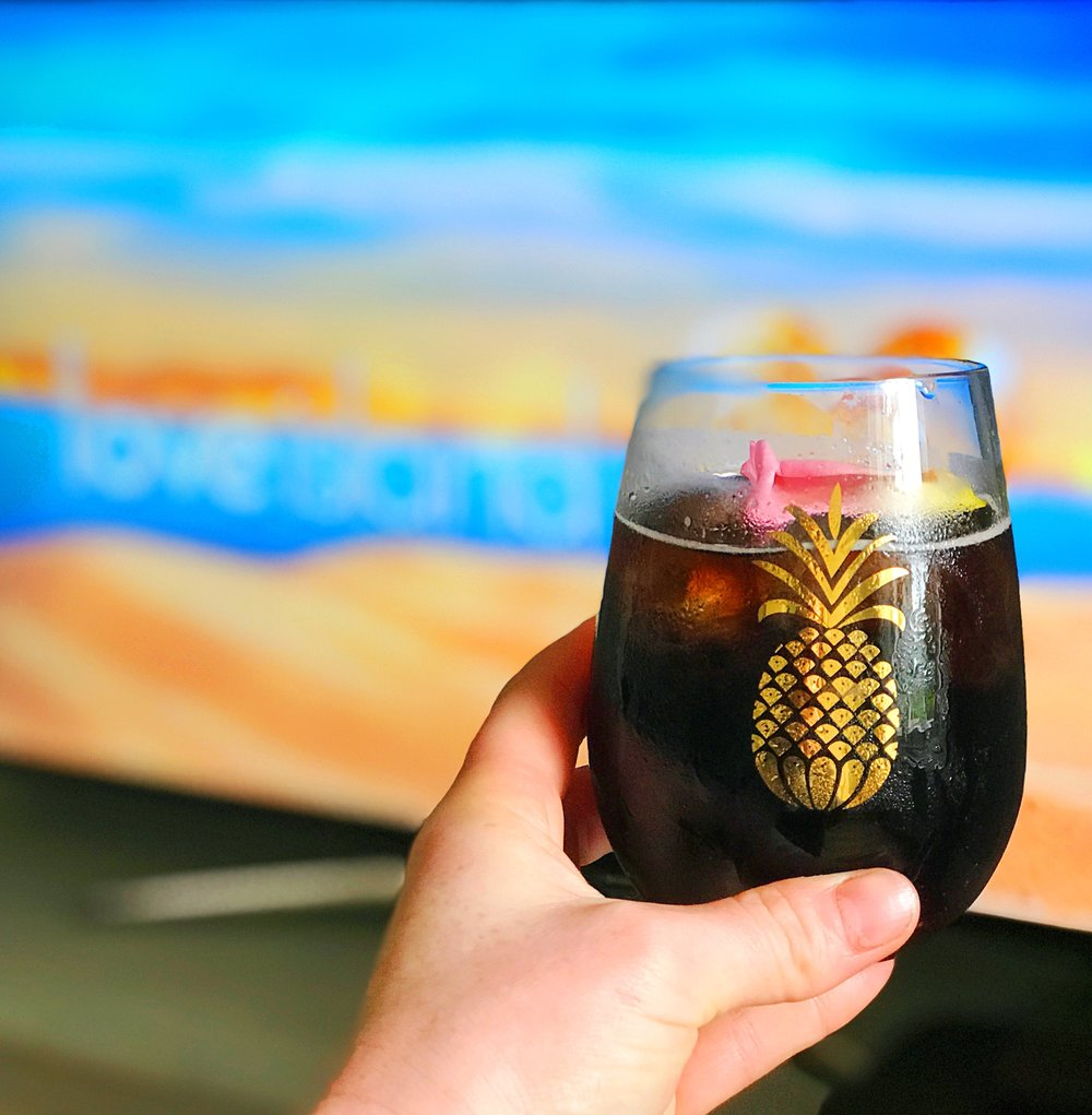 WIP Cocktail Club Love Island iced tea
