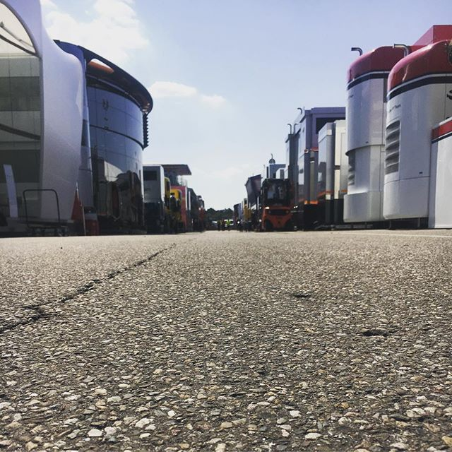 Great to be back at the @hockenheimring_official for F1's return to Germany. The sun is shining, the paddock is looking good and the race is due to be a sell out. What more can we ask for? 🇩🇪🇩🇪🇩🇪 ________________________________________________________#F1 #Formula1 #hockenheimring #GermanGP #F1Heimspiel #Hockenheim