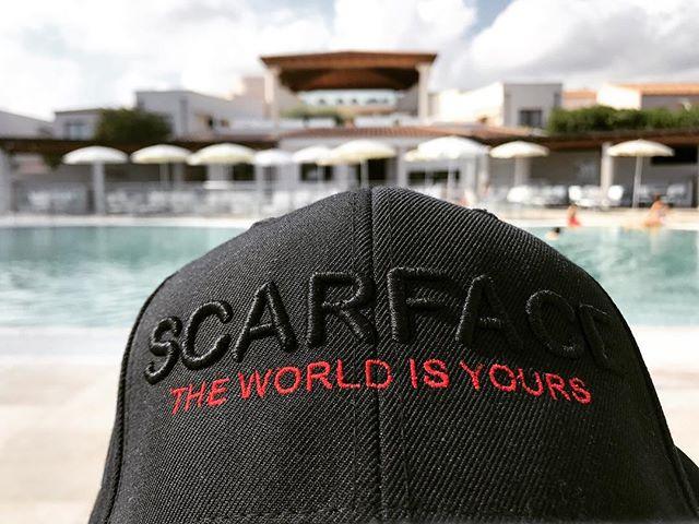 scarface cap jetzt bei uns für 34.90 - kontakt in bio... @atelierkartal_stickcenter @flexfiteurope
