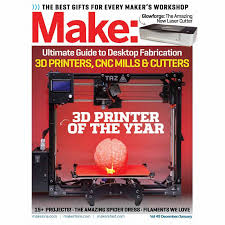 Learn more about Make: Magazine