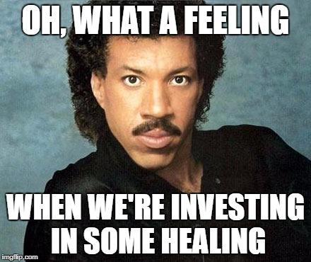 Lionel Richie Heal meme F4S