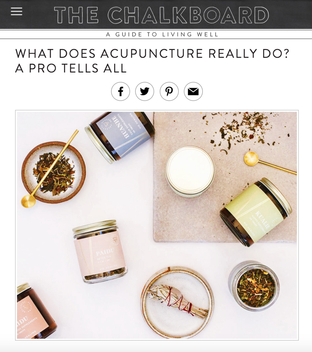 WHAT DOES ACUPUNCTURE REALLY DO? A PRO TELLS ALL