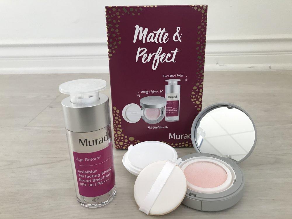 Murad Matte & Perfect Gift Set ($72,  murad.com )