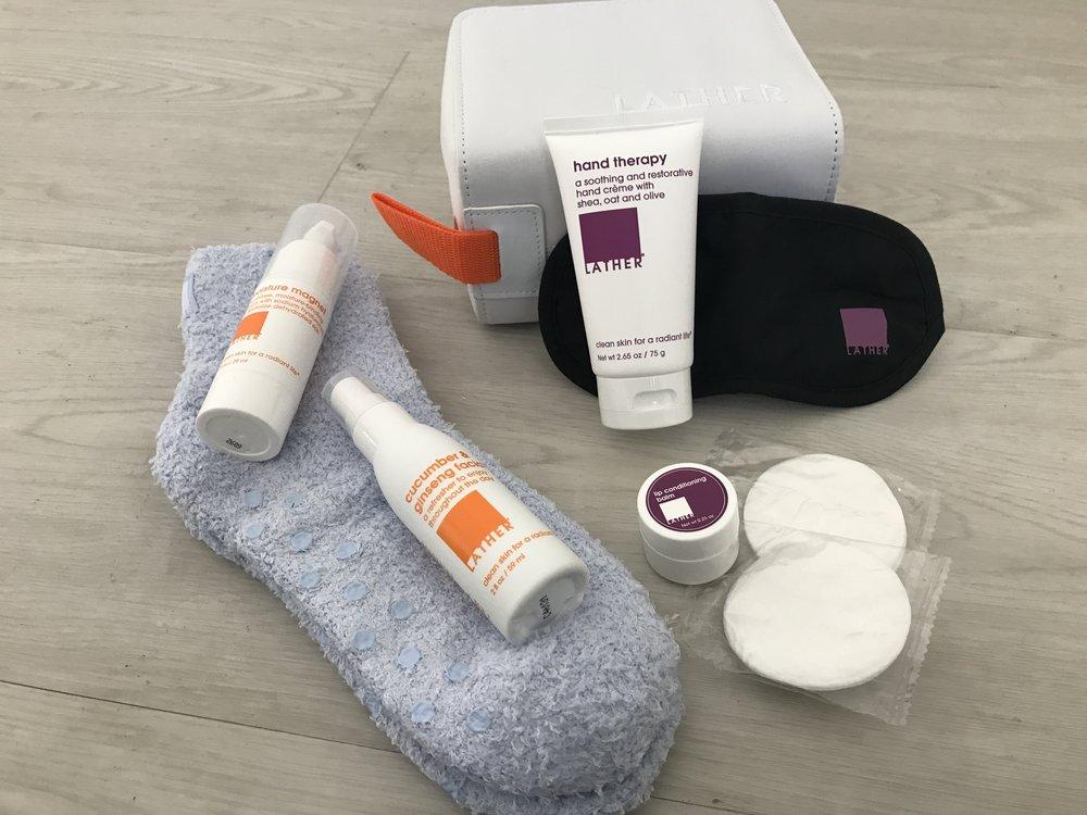 LATHER Mile High Skin Savers ($49,  lather.com )
