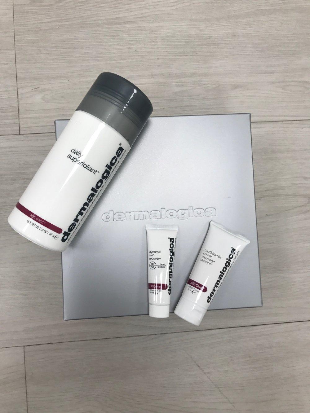 Dermalogica AGE Smart Anti-Aging Power Trio Gift Set ($58,  dermalogica.com )