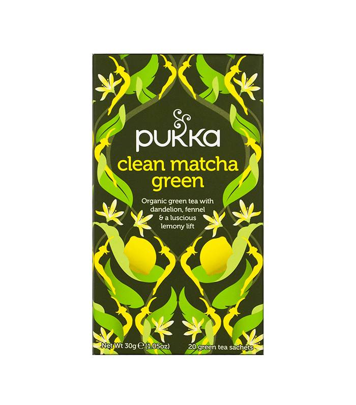 Pukka Herbs Clean Matcha Green($7)