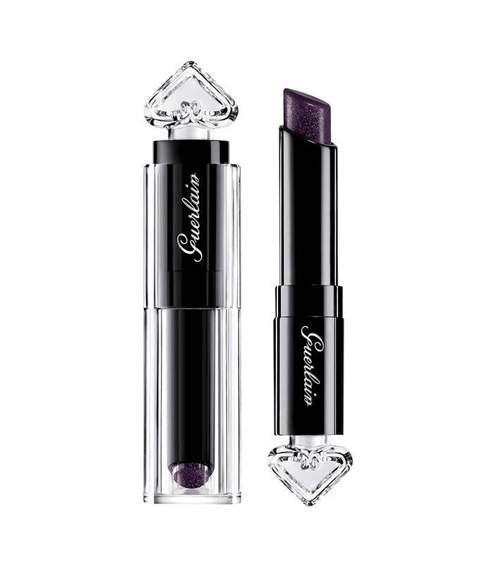 Guerlain  La Petite Robe Noire Deliciously Shiny Lipstick ($32)