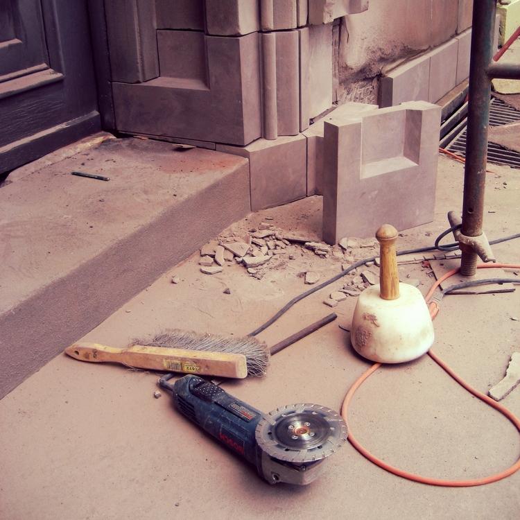 Stone Conservation Work
