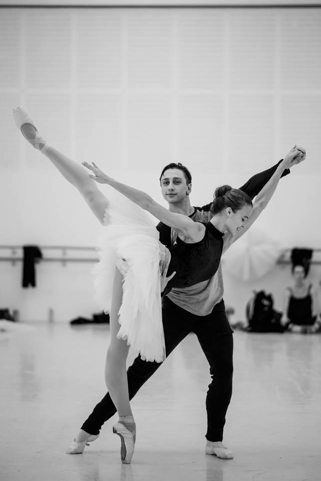 Nina Tonoli / Denys Chrevychko. Copyright: Ashley Taylor