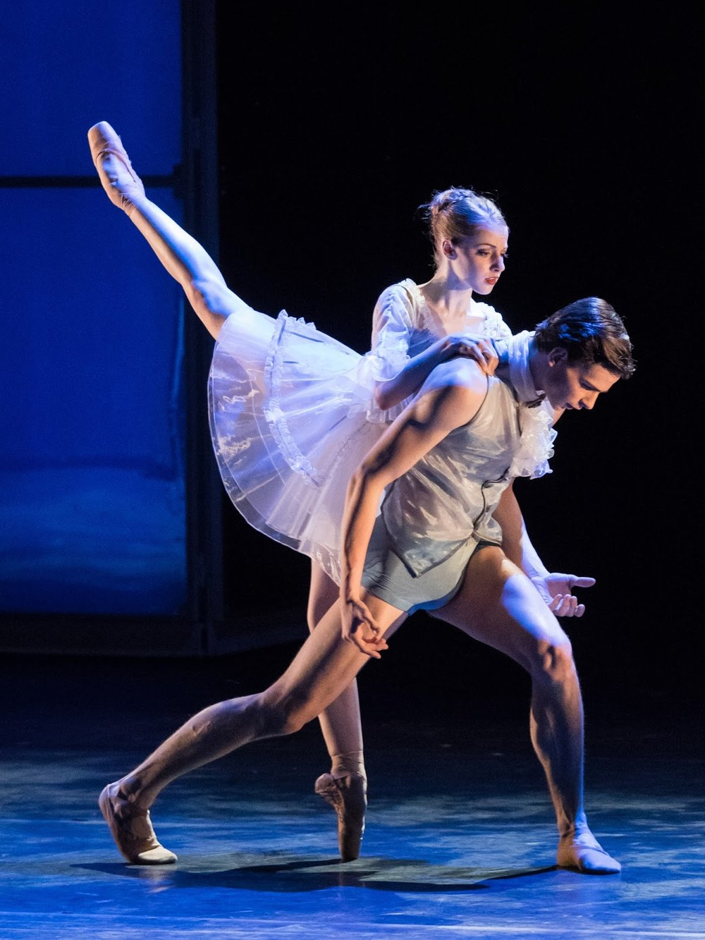 Jakob Feyferlik & Natascha Mair / Copyright: Ashley Taylor