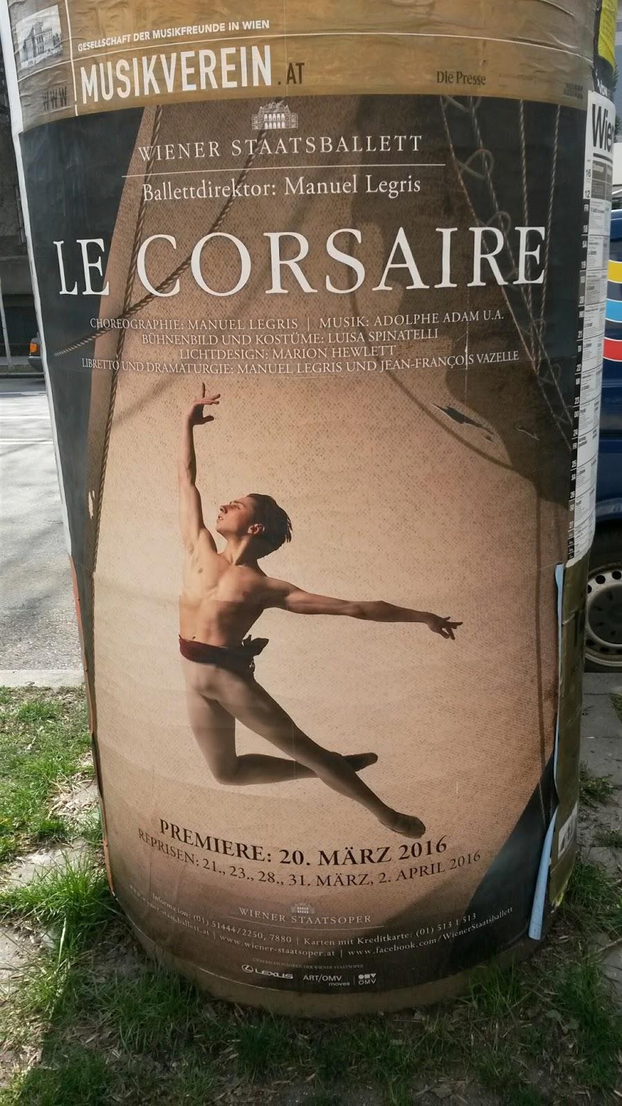 The Long Awaited Première Le Corsaire Mar 20th 2016 Attitude