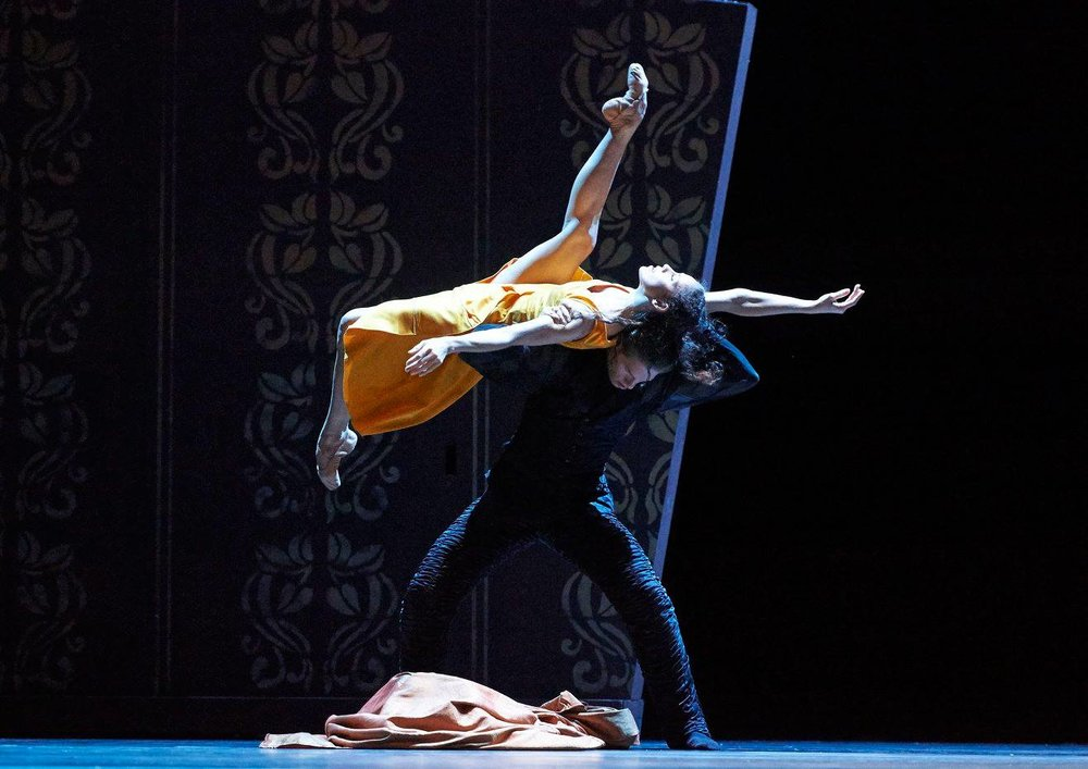 Kirill Kourlaev/Alice Firenze (Copyright: Wiener Staatsoper/Michael Pöhn)