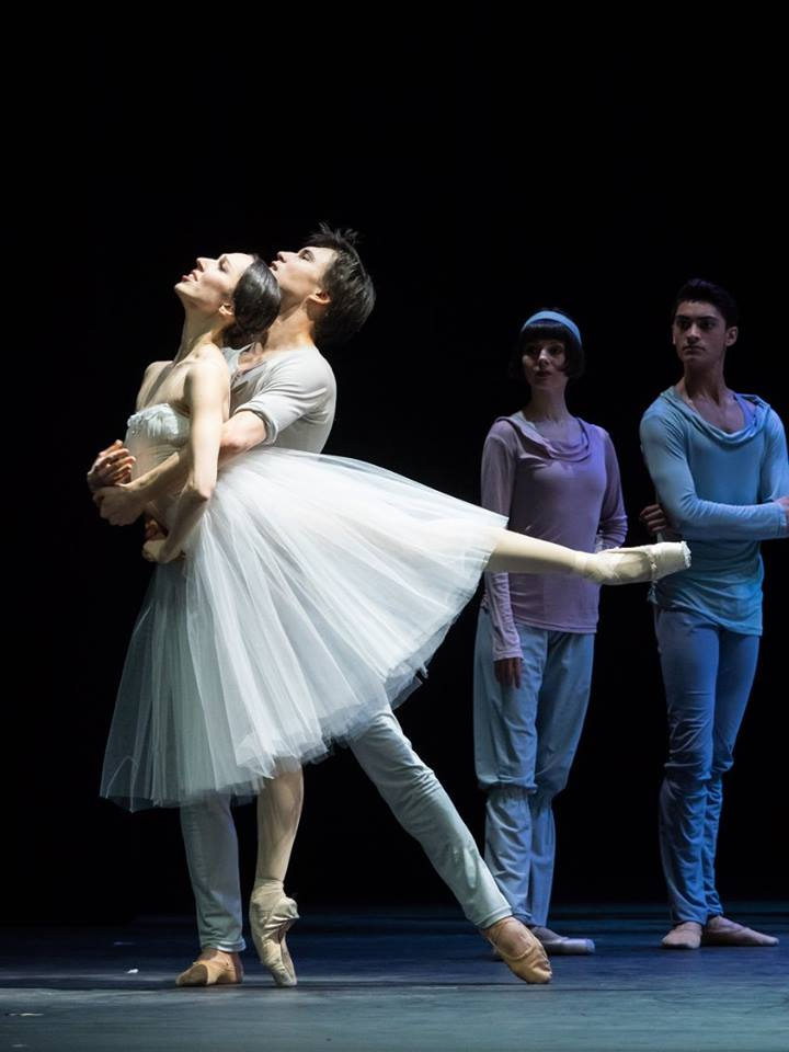 Copyright: Ashley Taylor/ Wiener Staatsballet.