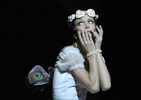 (above Irina Tsymbal, 2011/12 Season, Copyright: Wiener Staatsballet)
