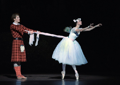 (above Shane A.Wuerthner & Maria Yakovleva, 2011/12 Season, Copyright: Wiener Staatsballet)
