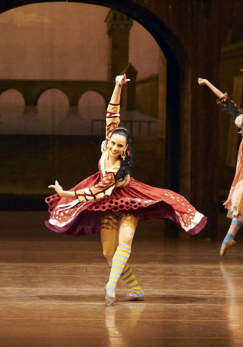Copyright: Vienna State Ballet / Michael Pöhn